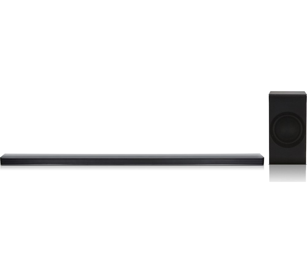 LG SJ8 4.1 Wireless Sound Bar