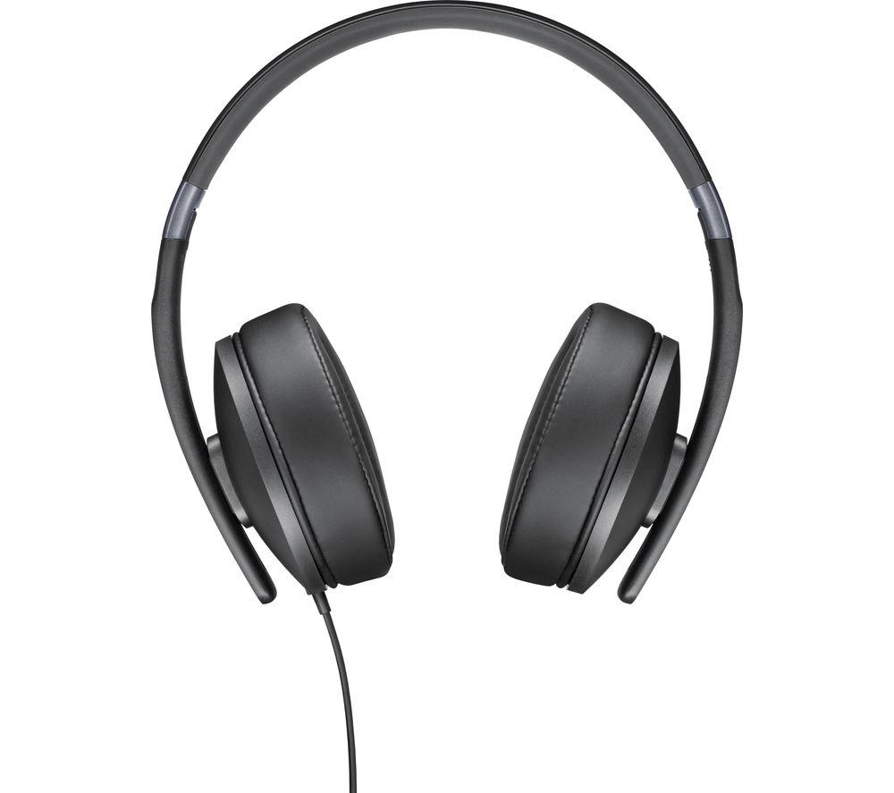 SENNHEISER HD 4.20s Headphones - Black