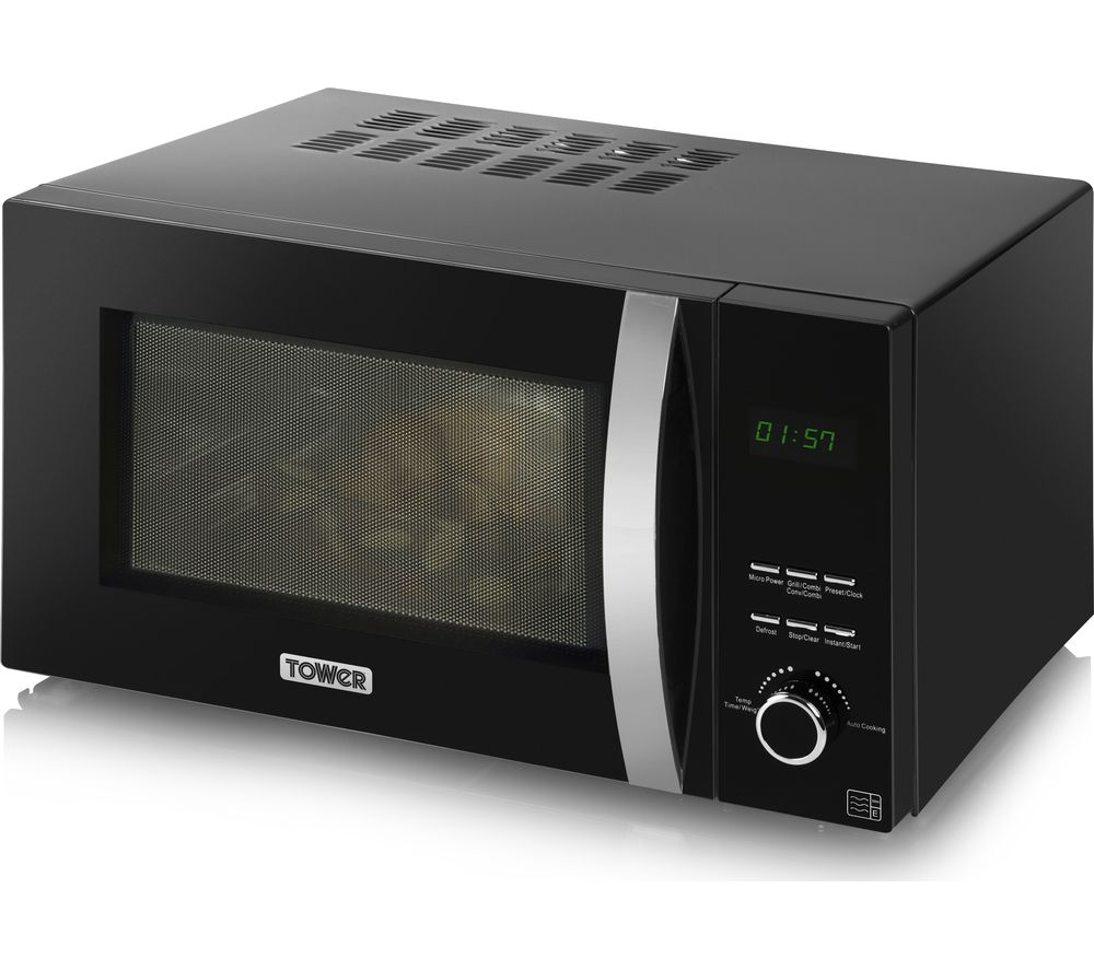Tower Microwave Oven: TOWER T24003 Microwave With Grill- Black Review