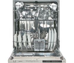 KENWOOD KID60S17 Full-size Integrated Dishwasher