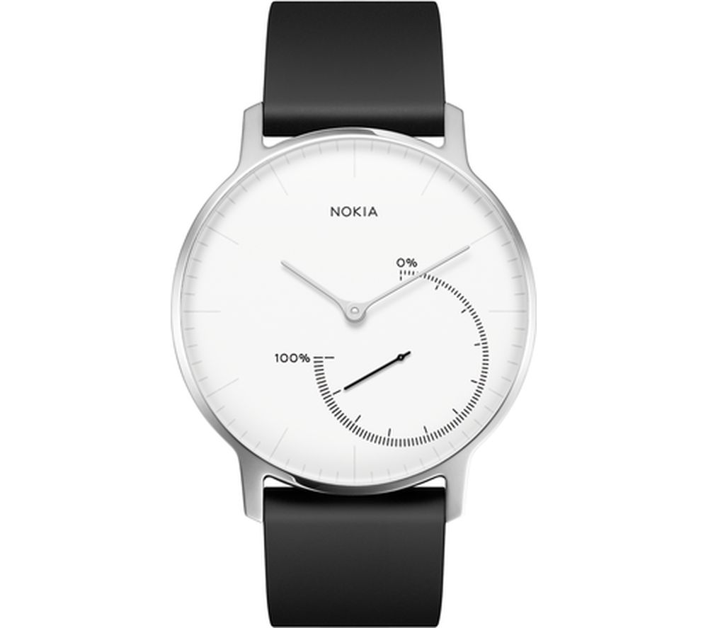NOKIA Activité Steel - Black & White
