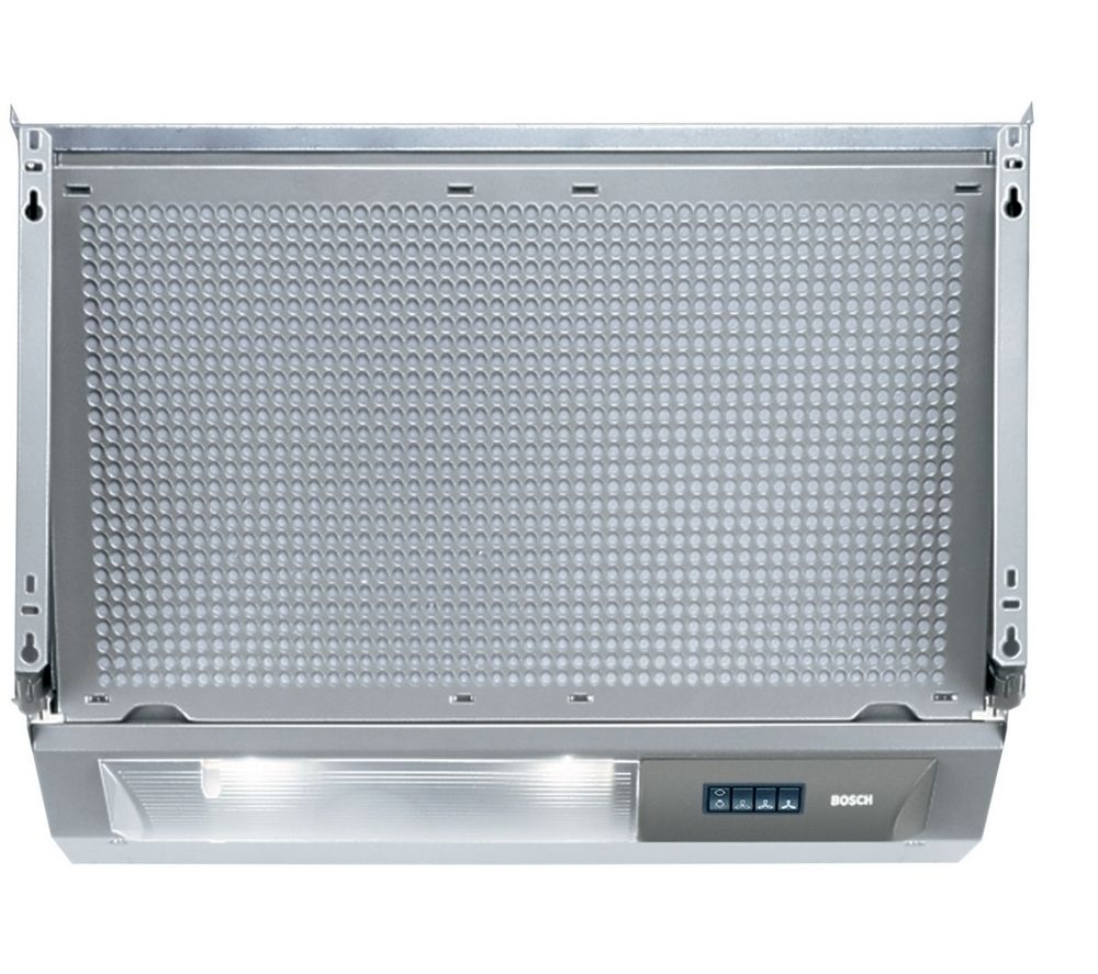 BOSCH DHE645MGB Integrated Cooker Hood - Silver