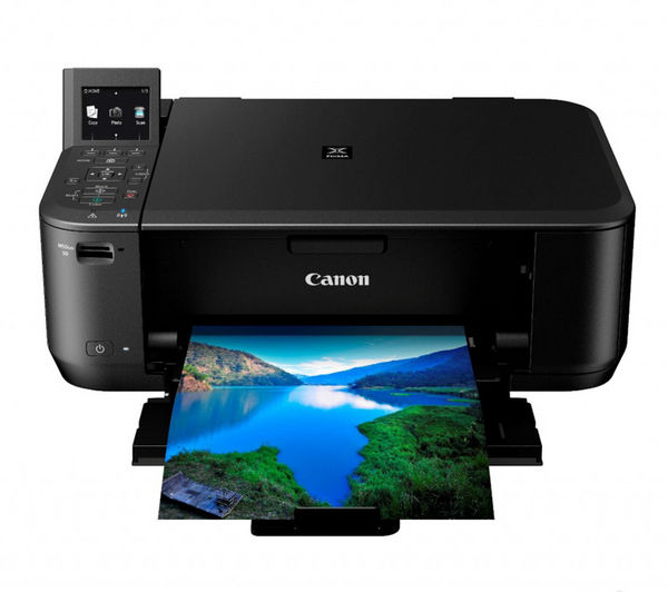 CANON PIXMA MG4250 All-in-One Wireless Inkjet Printer + PG-540 XL & CL-541 Black & Tri-colour Ink Cartridges - Twin Pack
