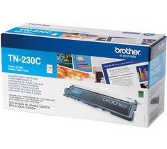 BROTHER TN230C Cyan Toner Cartridge