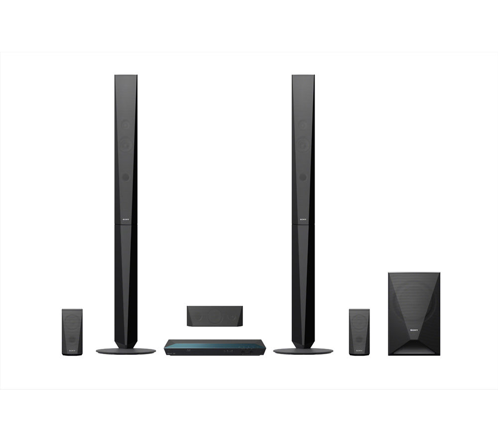SONY BDVE4100.CEK 5.1 Smart 3D Blu-ray Home Cinema System