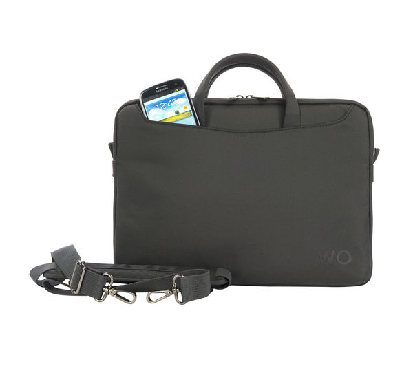 "Image of TUCANO Work Out 13"" MacBook Air Laptop Case - Black"