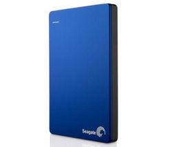 SEAGATE Backup Plus Portable Hard Drive - 1 TB, Blue