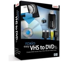 ROXIO Easy VHS to DVD