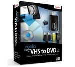 ROXIO  Easy VHS to DVD.