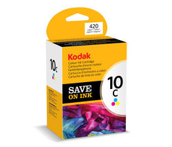 KODAK 10C Tri-colour Ink Cartridge