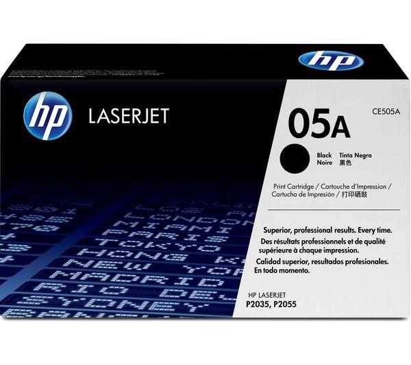 Buy HP 05A Black Toner Cartridge