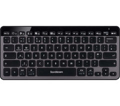 SANDSTROM SKBSWITCH15 Wireless Keyboard