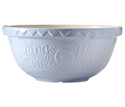 MASON CASH Bake My Day 29 cm Mixing Bowl - Blue