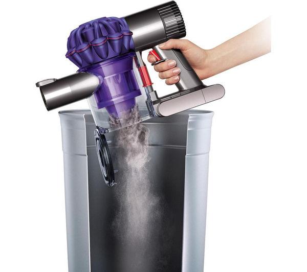 Buy Dyson V6 Animal Cordless Vacuum Cleaner Purple
