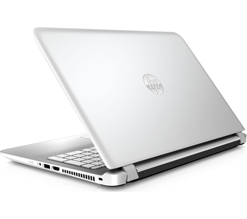 HP Pavilion Notebook 15ab048sa 15.6 Laptop  Silver Silver
