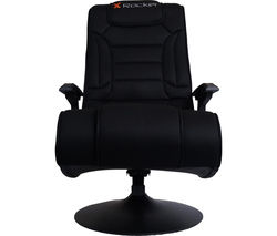 X ROCKER Hades Wireless Gaming Chair - Black