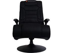 X ROCKER Hades Wireless Gaming Chair - Black