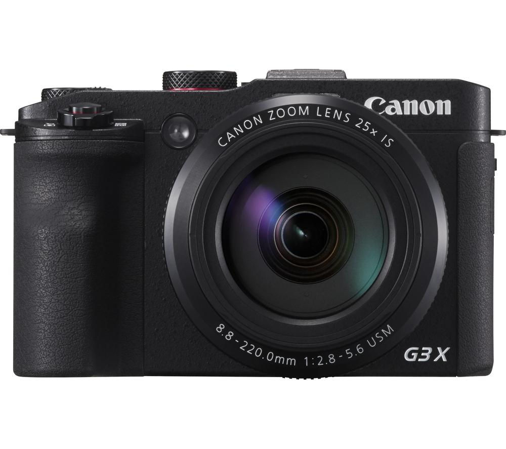 canon powershot g3 x superzoom compact camera black. Black Bedroom Furniture Sets. Home Design Ideas
