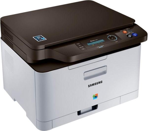 samsung xpress c480w all in one wireless laser printer. Black Bedroom Furniture Sets. Home Design Ideas