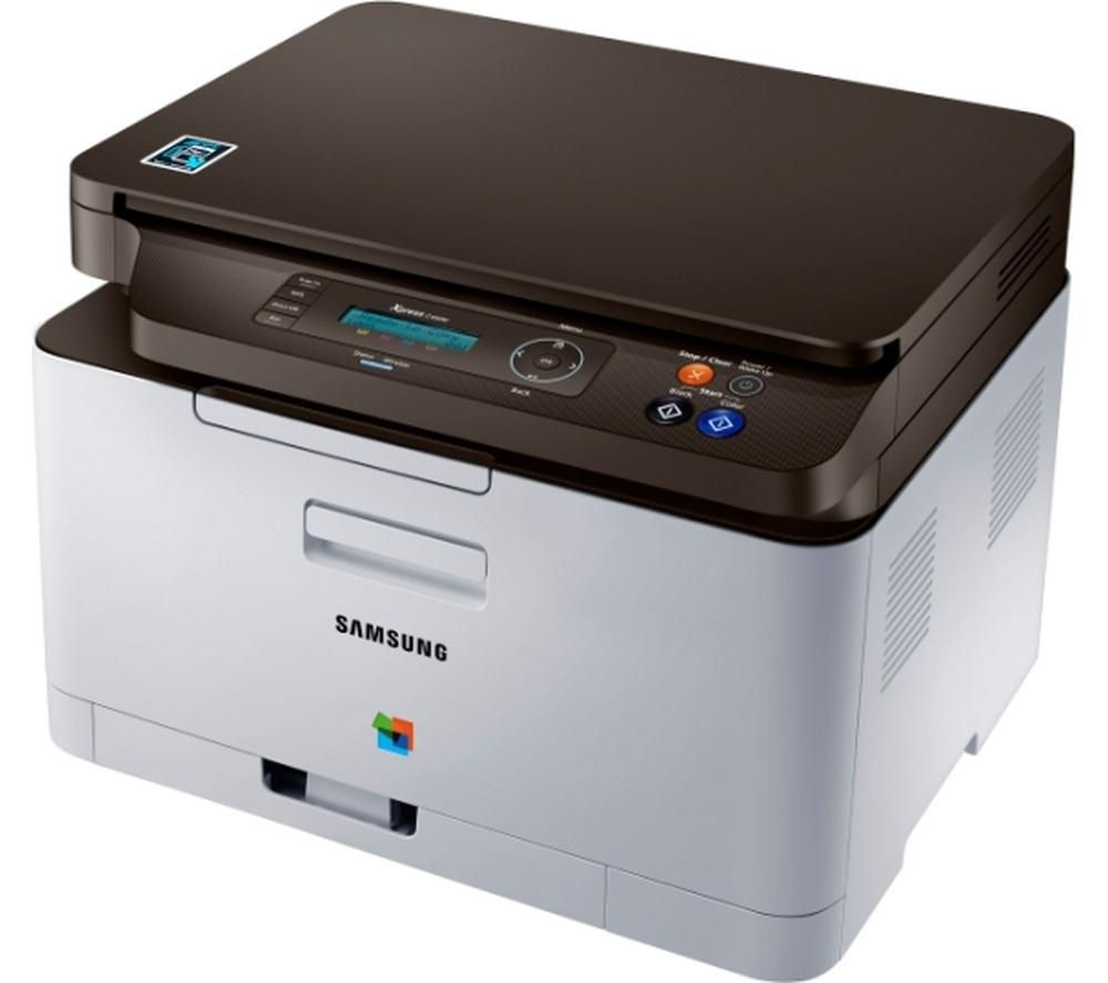 samsung xpress c480w all in one wireless laser printer printers. Black Bedroom Furniture Sets. Home Design Ideas