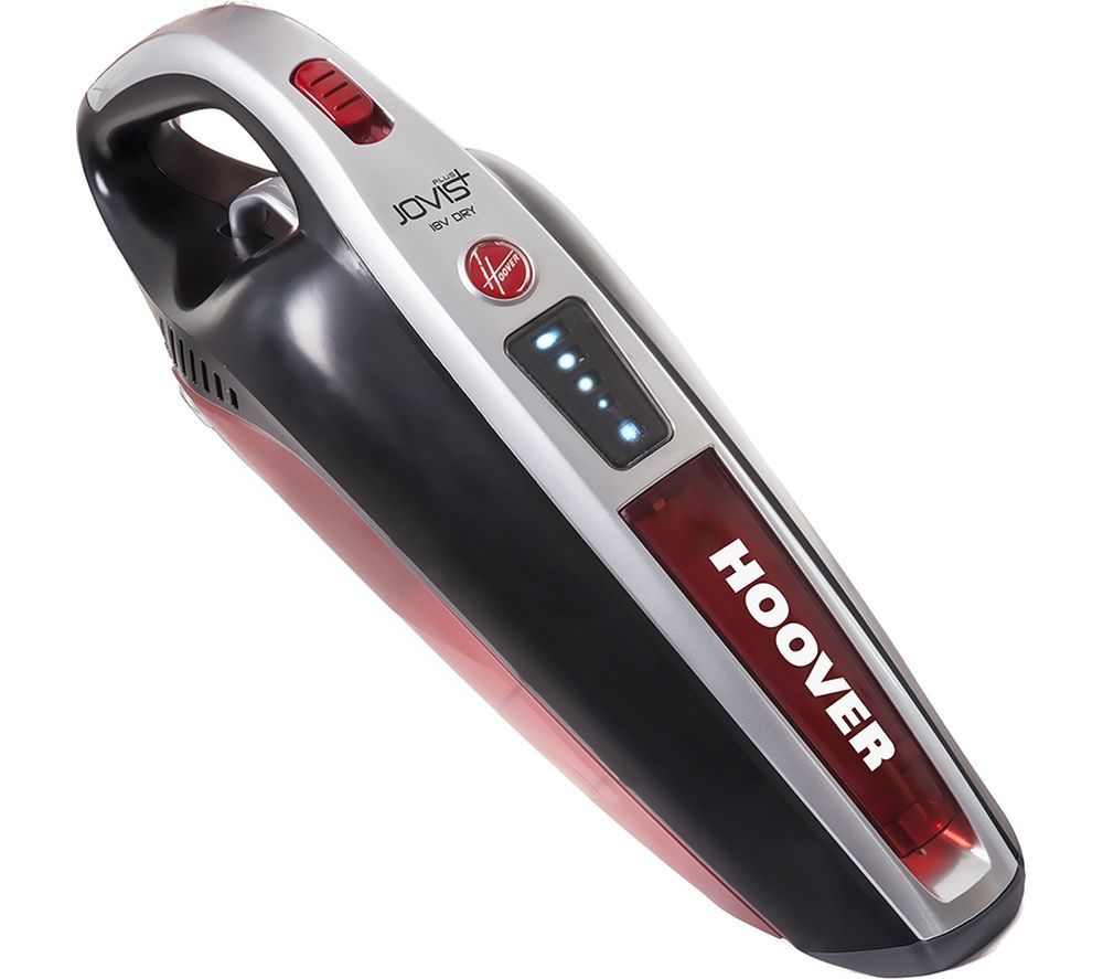 hoover jovis sm18dl4 handheld vacuum cleaner red u0026 black - Handheld Vacuum Cleaner