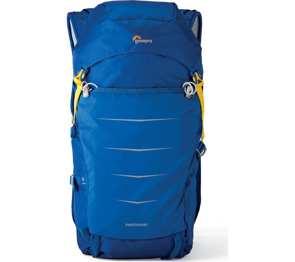 LOWEPRO Photo Sport BP 300 II AW Camera Backpack - Blue
