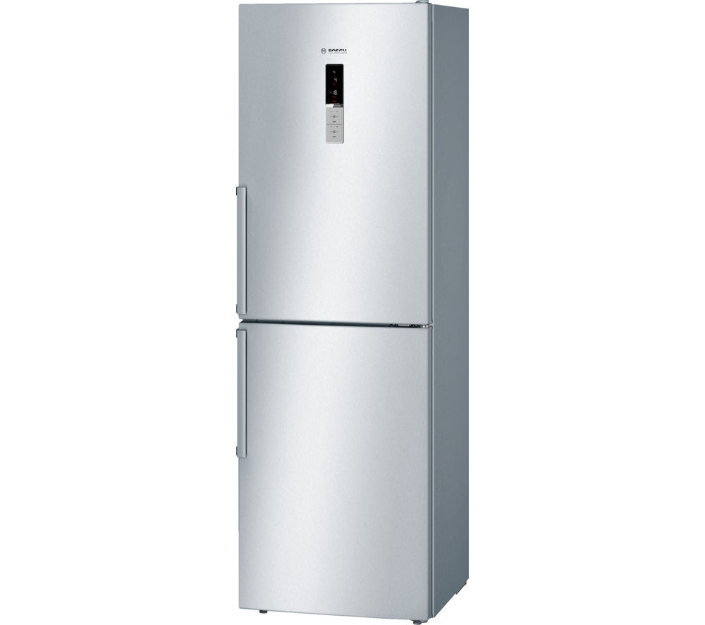 BOSCH  KGN34XL32G Fridge Freezer  Stainless Steel Stainless Steel