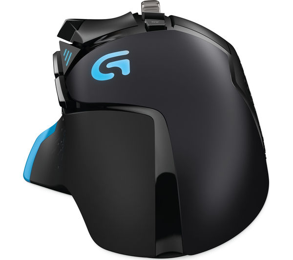 buy logitech g502 proteus spectrum optical gaming mouse. Black Bedroom Furniture Sets. Home Design Ideas