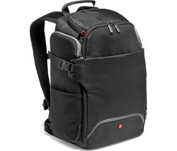 MANFROTTO MB MA-BP-R Advanced Universal Camera Backpack - Black