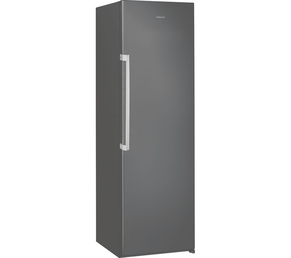 HOTPOINT  SH8 1Q GRFD Tall Fridge  Stainless Steel Graphite