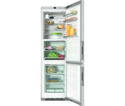 MIELE KFN 29483 D  Fridge Freezer - Stainless Steel