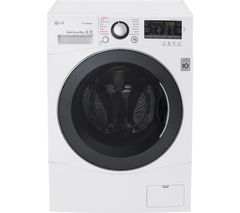 LG FH4A8TDS2 Washing Machine - White