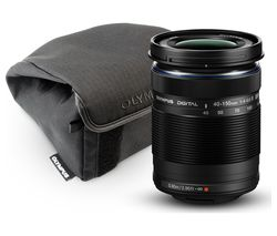 OLYMPUS 40-150 mm f/4-5.6 Telephoto Zoom Lens