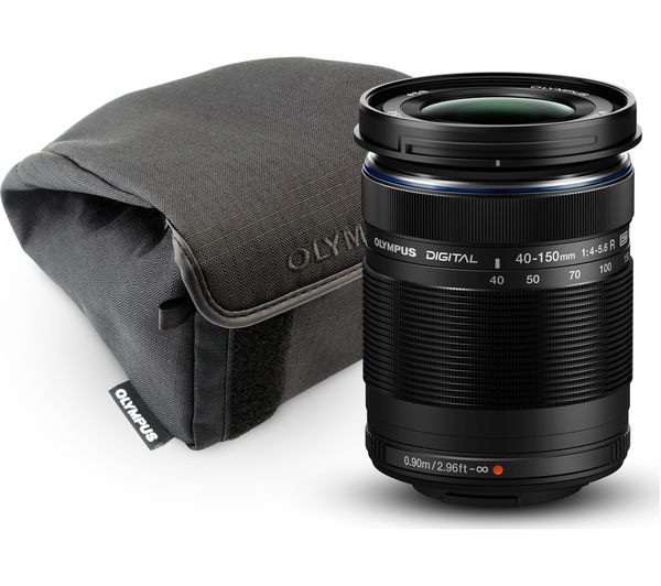 Image of OLYMPUS 40-150 mm f/4-5.6 Telephoto Zoom Lens