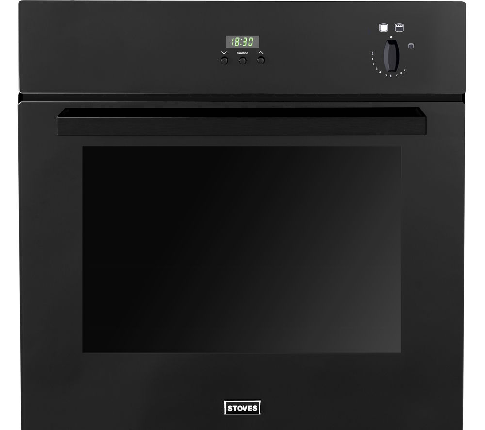 STOVES  SGB600PS Gas Oven  Black Black