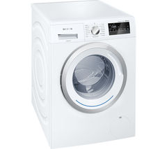 SIEMENS iQ300 WM12N200GB Washing Machine - White