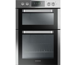 HOOVER HO9D337IN Electric Double Oven - Stainless Steel