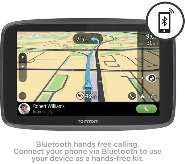 buy tomtom go 6200 6 sat nav with worldwide maps free. Black Bedroom Furniture Sets. Home Design Ideas