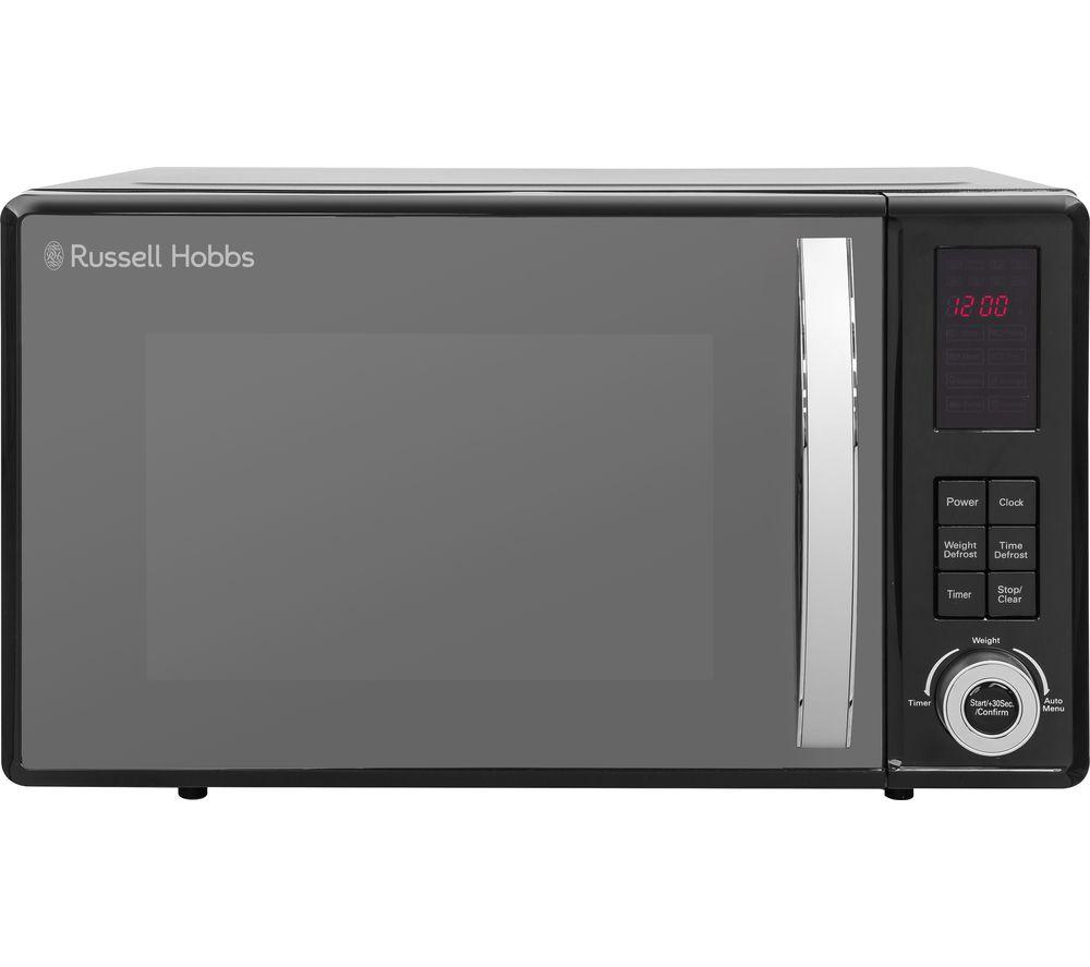 RUSSELL HOBBS RHM2362B Solo Microwave - Black