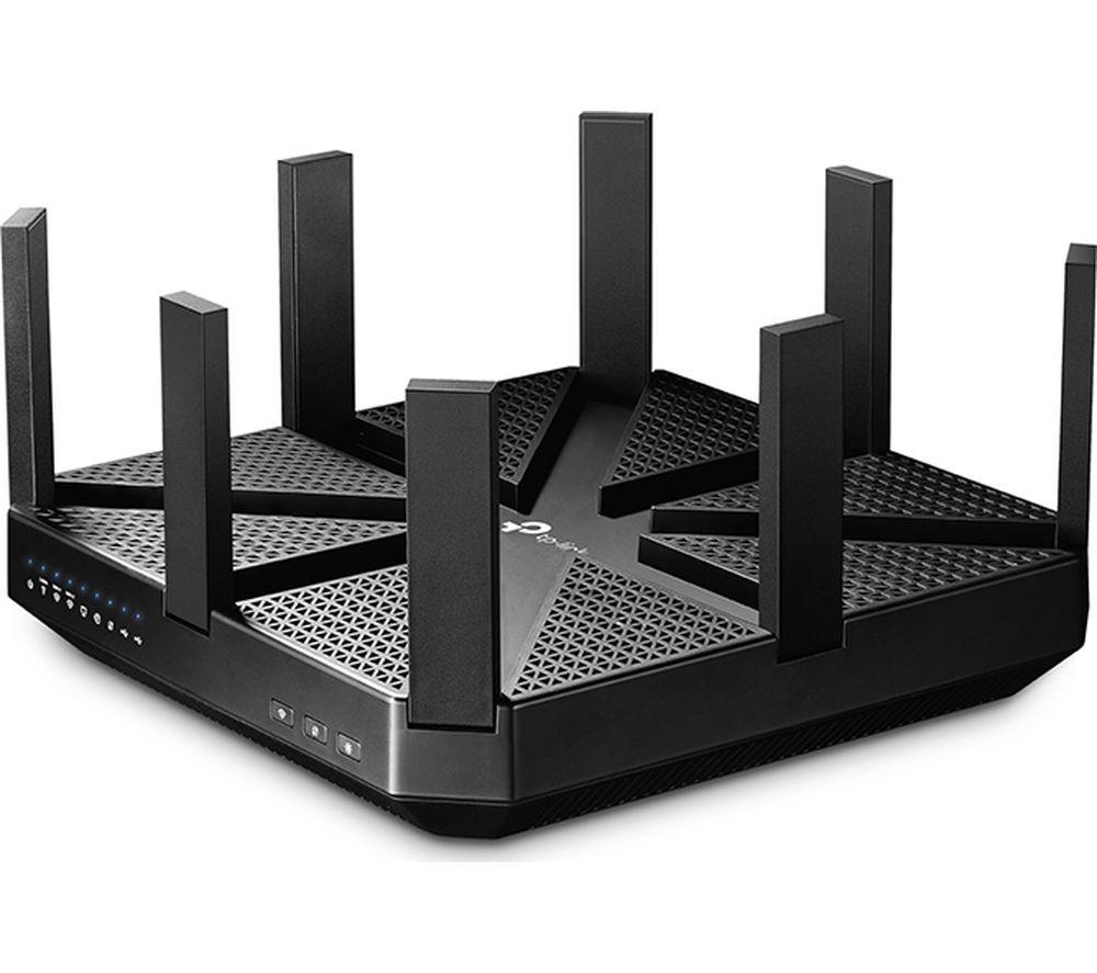 Tp-Link Archer C5400 Wireless Cable & Fibre Router Review