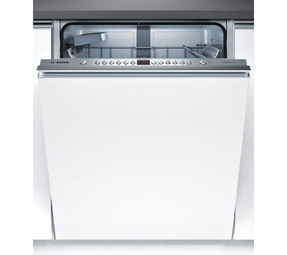 bosch serie 4 smv46ix00g full size integrated dishwasher. Black Bedroom Furniture Sets. Home Design Ideas