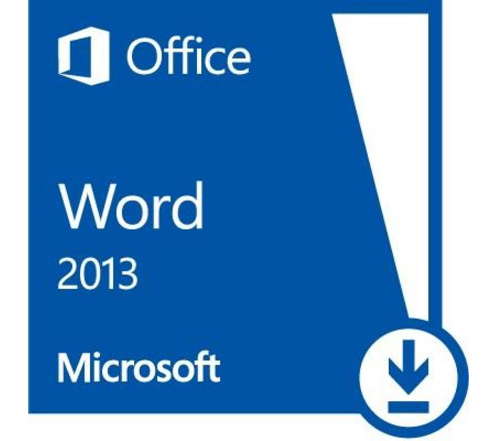 MICROSOFT Word 2013 - Not For Commercial Use