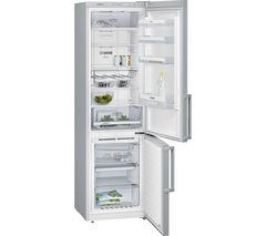 SIEMENS iQ300 KG39NVI32G Fridge Freezer - Stainless Steel