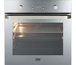 BEKO OIF24300M Electric Oven - Mirrored