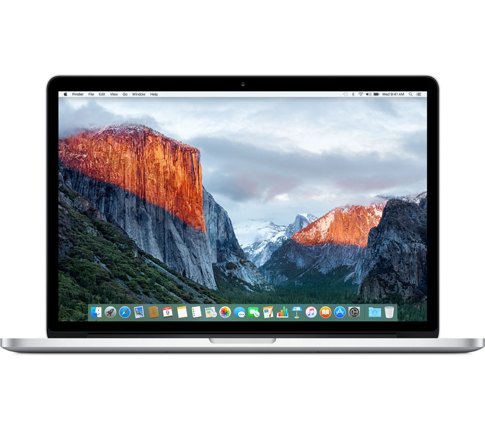 "Image of Apple MacBook Pro 15"" with Retina Display (2015) - 256GB Storage"
