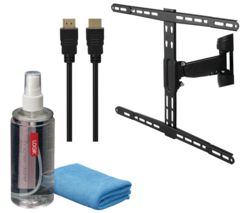 LOGIK LFMSKM16 Full Motion TV Bracket
