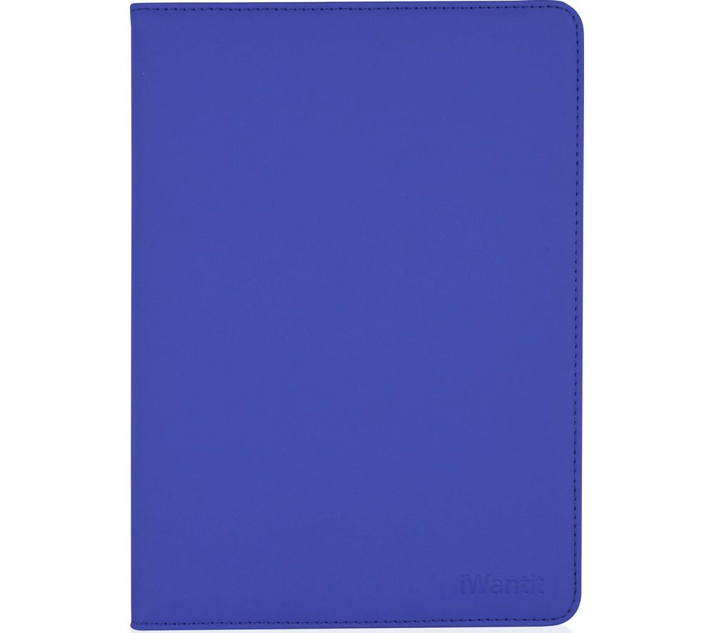 IWANTIT iPad Air 3 Starter Kit - Blue