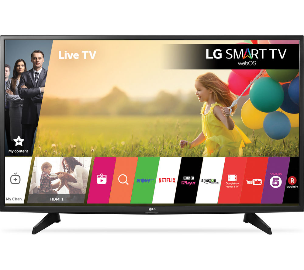 "LG 49LH590V Smart 49"" LED TV"