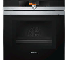 SIEMENS HM656GNS1B Built-in Combination Microwave - Stainless Steel