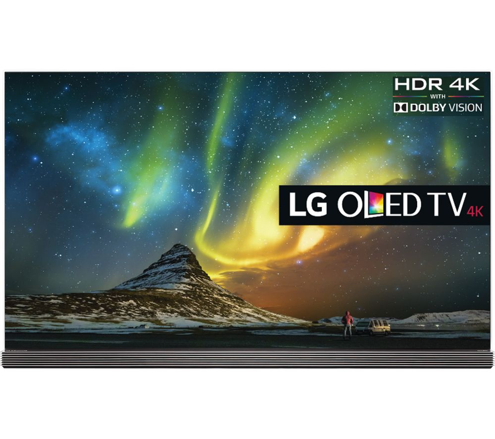 "Image of 65"" LG OLED65G6V Smart 3D 4k Ultra HD HDR OLED TV"
